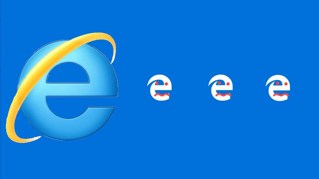 Microsoft Edgeでまだ見られないサイトがあるので、InterNetExplorerを使う。~Windows10でIEを既定ブラウザーに~