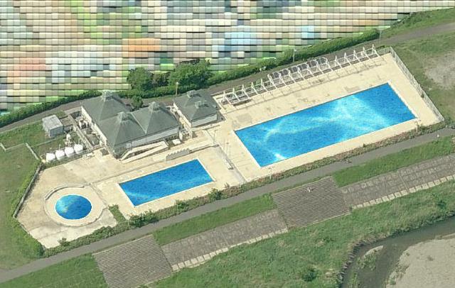 日野市民プール